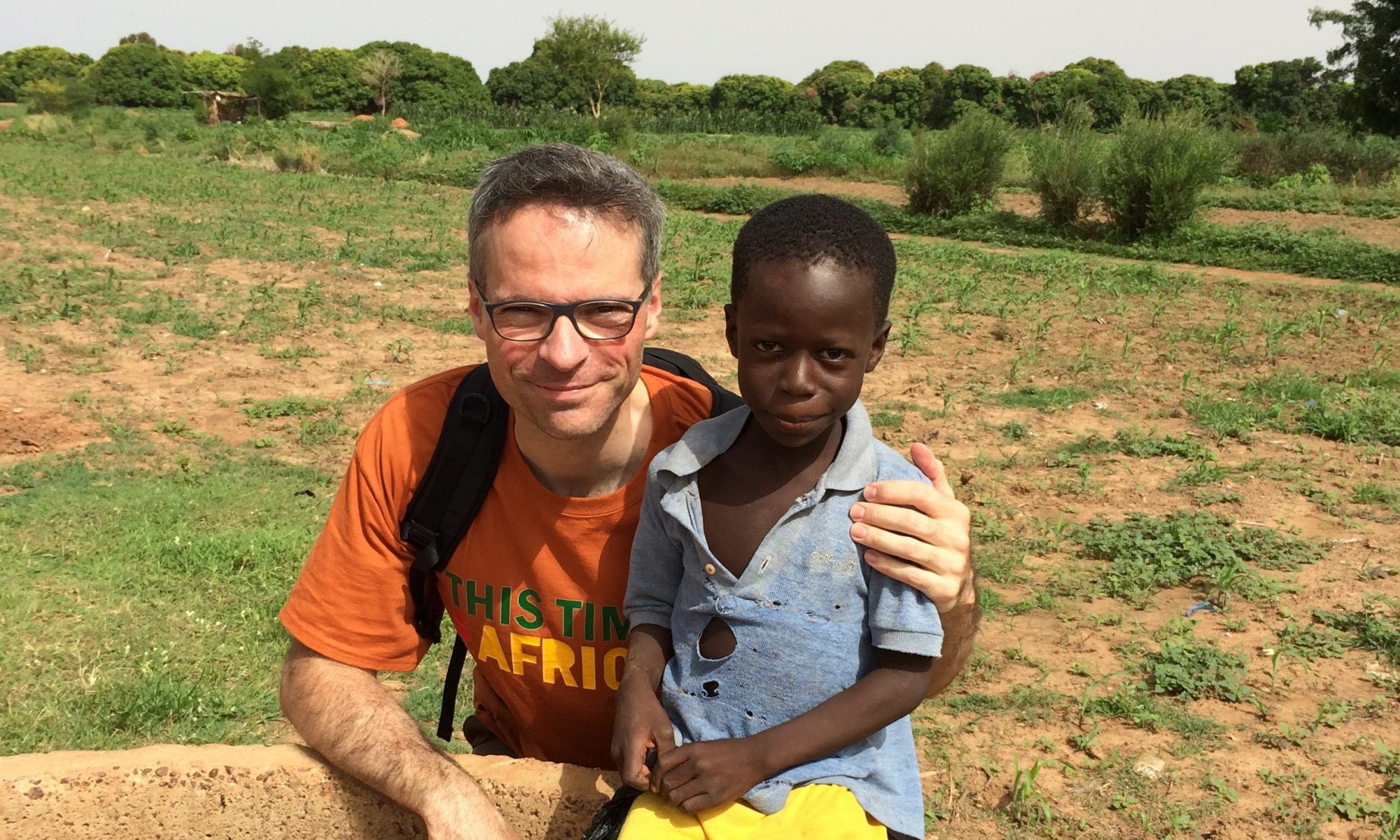 Hilf Burkinas Kindern